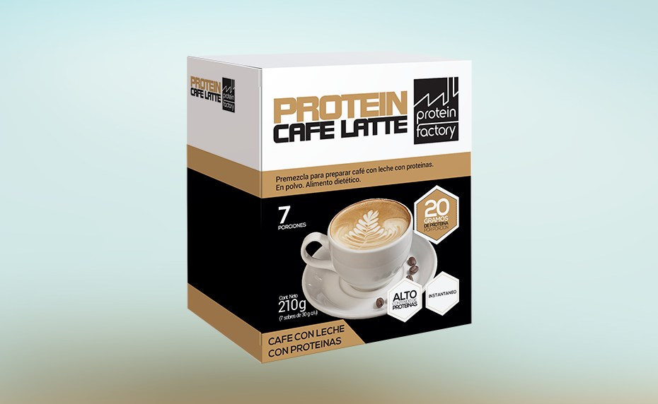 Protein Cafe Latte